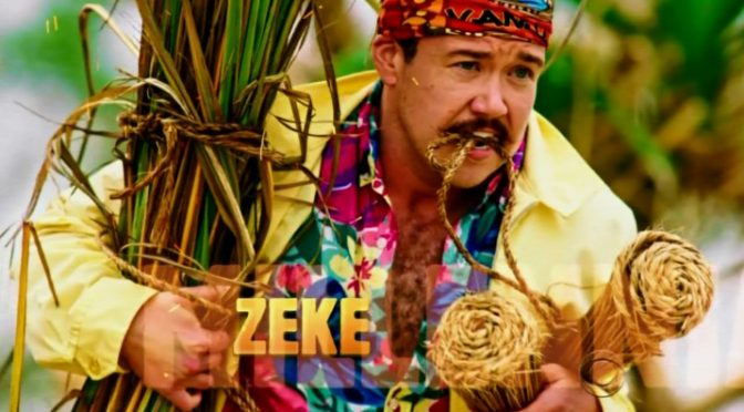 Why Zeke Has Already Won Survivor!